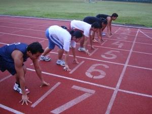 Panaad Track Oval