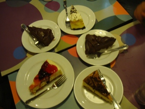 Cakes @ Calea