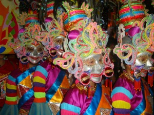 MassKara Dancers