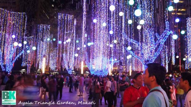 Ayala Triangle Garden Lights and Sound 2012_3