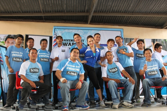 GwapongSchickBarangayTour